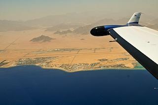Downwind for Sharm el Sheikh, Egypt