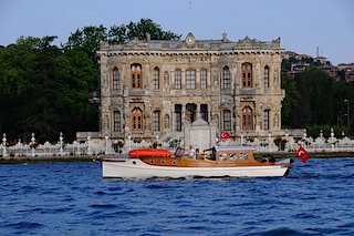 Palaces along the Bosporus