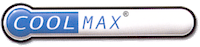 CoolMax brand label