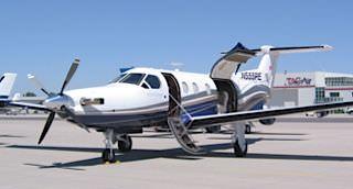 Pilatus N555PE