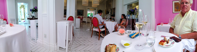 Lunch at Don Alfonso 1890 Restaurant