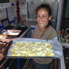 Sunday is always 'fresh pasta' day with Francesca!