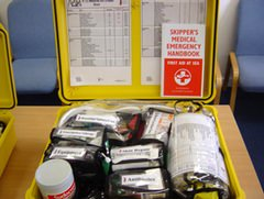 An excellent first aid medical kit