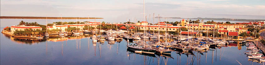 Harbour Village Marina, Bonaire