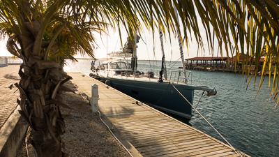 A terrific berth at Harbour Village Marina