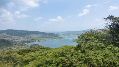 View of Soberania National Park, Panama