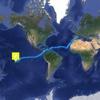 Circumnavigation 2014-2015